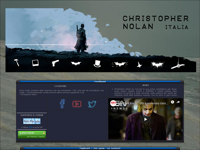 Anteprima christophernolan.forumfree.it