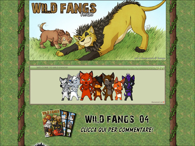 Anteprima wildfangs.forumfree.net