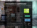 Anteprima viaggiamoecamperiamo.blogspot.com