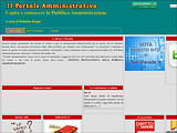Anteprima www.portaleamministrativo.it