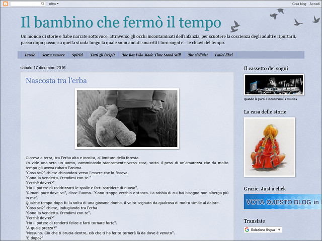 Anteprima claudiamancino.blogspot.it