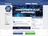 Anteprima www.facebook.com/GeneratoreDiBlast