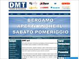 Anteprima www.dmt-srl.it