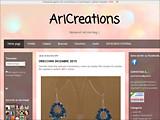 Anteprima aricreations.blogspot.com
