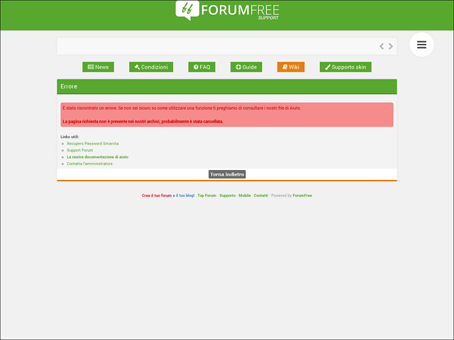 Anteprima newsstreaming.forumfree.it
