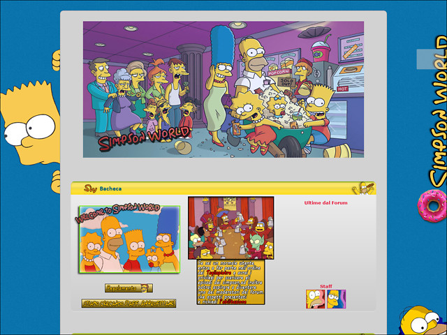 Anteprima simpsonworld.forumfree.it