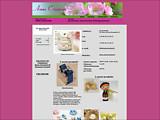 Anteprima www.rioneprati.altervista.org/anna_creazioni_bomboniere.htm