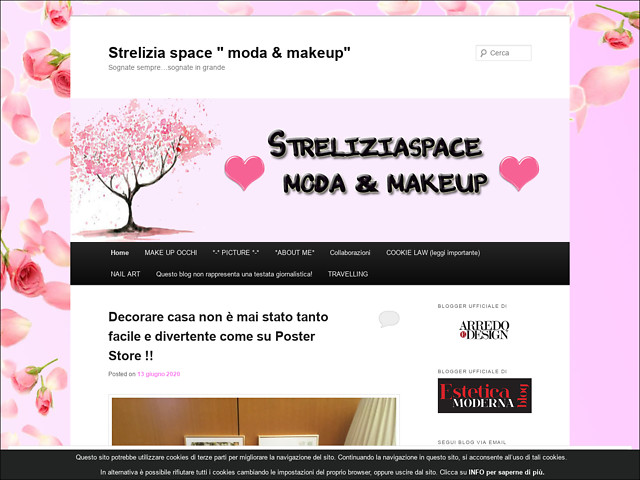 Anteprima streliziaspace.wordpress.com