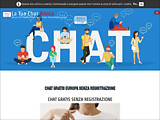 Anteprima amicachat.net/chat-europa.html