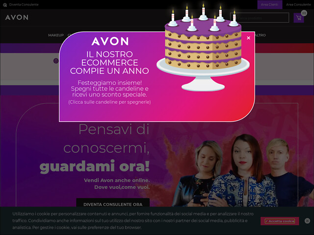 Anteprima www.avon.it/store/shopbarby