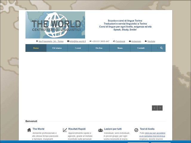 Anteprima www.the-world.it