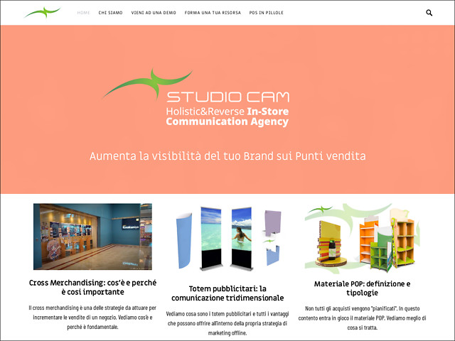 Anteprima www.in-store-promotion.it