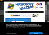 Anteprima microsofthacking.altervista.org