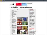 Anteprima rqdiromaonline.altervista.org/gabrielle_pittura_e_decoro.htm