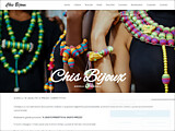 Anteprima www.chisbijoux.it