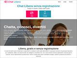 Anteprima www.chat-libera.com