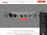 Anteprima www.audiomega.it