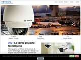 Anteprima www.teycos.it
