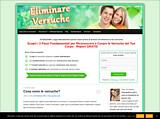 Anteprima eliminareverruche.com