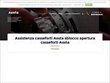 Anteprima www.assistenzacassefortiaosta.it
